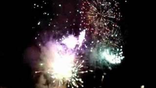 PISA (ITALY) Fuochi D'artificio Del 16-06-2010.avi