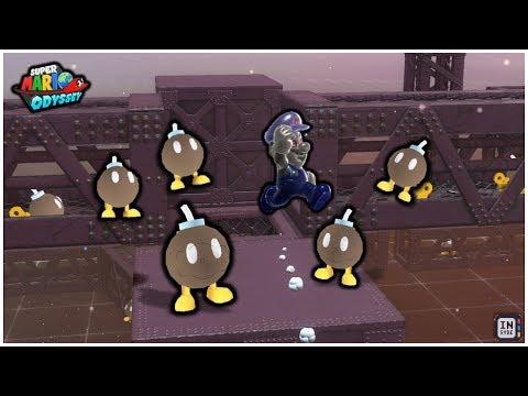 BOB-OMBS in ODYSSEY?! - Super Mario Odyssey Modding