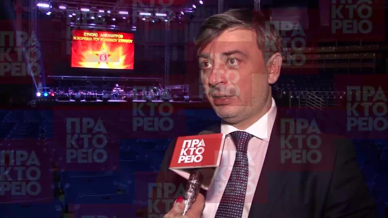 Δήλωση του Βαλέριου Σμιρνόφ, πριν τη συναυλία της Χωρωδίας του Κόκκινου Στρατού