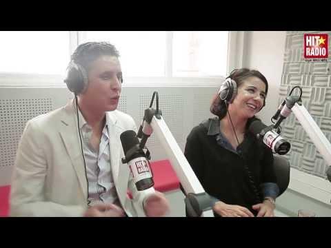 SY MEHDI ET SAMIA AKARIOU DANS LE MORNING DE MOMO SUR HIT RADIO - 18/12/13