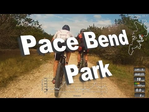 2014 Pace Bend Mountain Bike Race