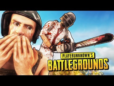 МЯСОРУБКА БОМЖЕЙ НА НУБО-СЕРВЕРЕ В PLAYERUNKNOWN'S BATTLEGROUNDS