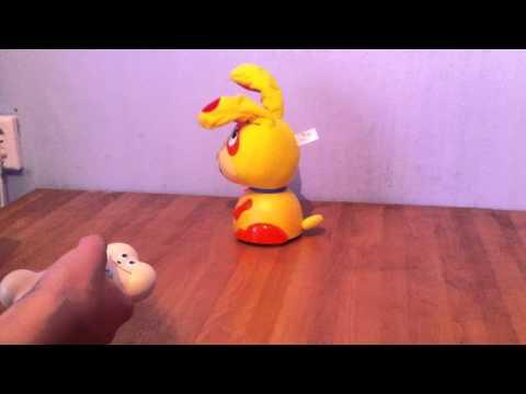 Интерактивная игрушка Ouaps «Макс-моя первая собака»