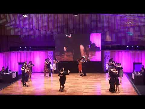 Mundial de Tango 2017, Semifinal y final PISTA Y ESCENARIO