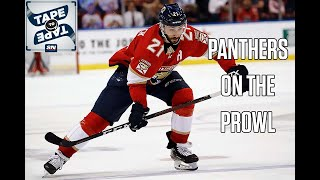 Panthers On The Prowl, Riding The Lightning & Elvis Has Not Left The Building | Tape to Tape by Sportsnet Canada