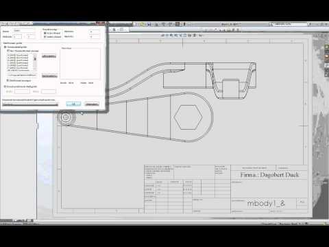 Solidworks+Technische Zeichnung Teil 1.avi