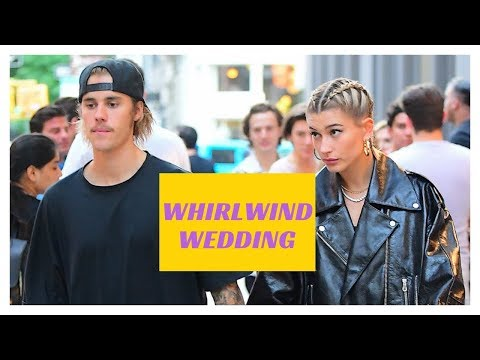Justin Bieber Marries Hailey Baldwin Two Months After Proposal