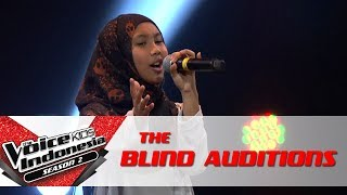 "Video Mutiara ""Still Into You"" I The Blind Auditions 