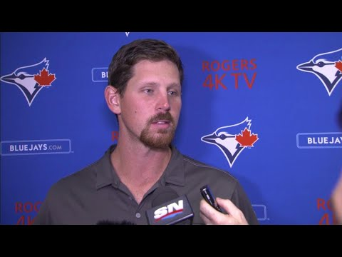 Video: Tepesch ready to improve after start against Yankees