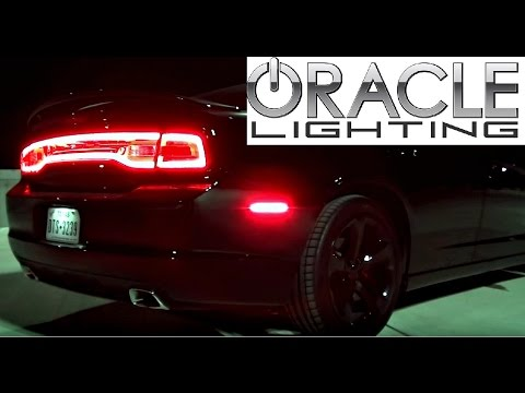 Dodge Charger ORACLE Lighting SMD Sidemarker Installation & Review