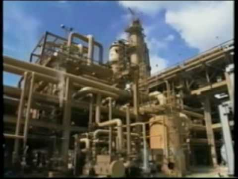 Crude Oil Refinery Operations 1994