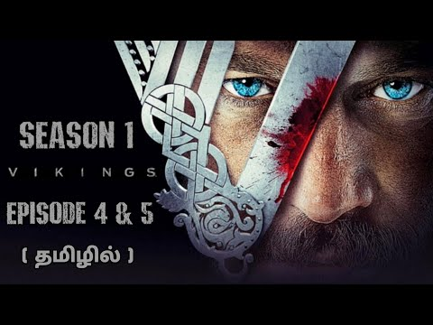 Vikings Season 1 Episode 4 & 5 | தமிழில் | explained in tamil