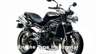 4. 2009 Triumph Street Triple R Details and Info