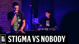 Video Stigma vs Nobody | Cuartos de final | Leyendas del Free | Segunda edición 2019. MP3, 3GP, MP4, WEBM, AVI, FLV Juli 2019