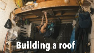 Building a roof by Dan Turner