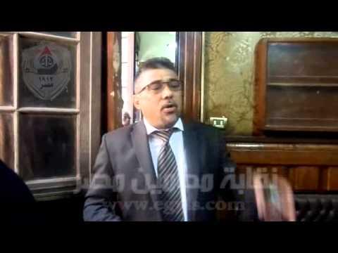 بالفيديو: إيداع جميع أموال نقابة جنوب في حساب ببنك مصر