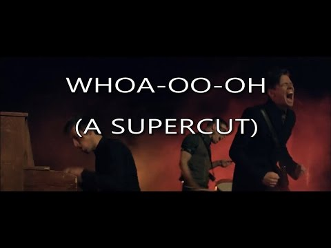"I noticed a lot of modern pop and indie songs had ""whoa-oo-oh"" choruses, so I made a supercut of everything I could find."