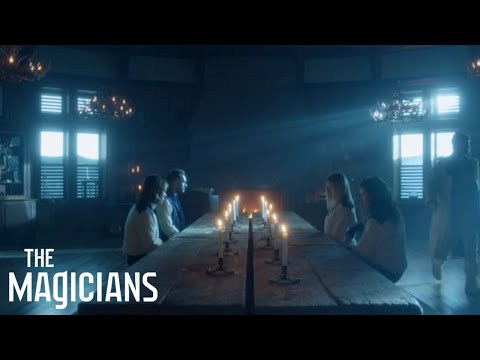 The Magicians Season 2 (Behind the Scenes: First Look)
