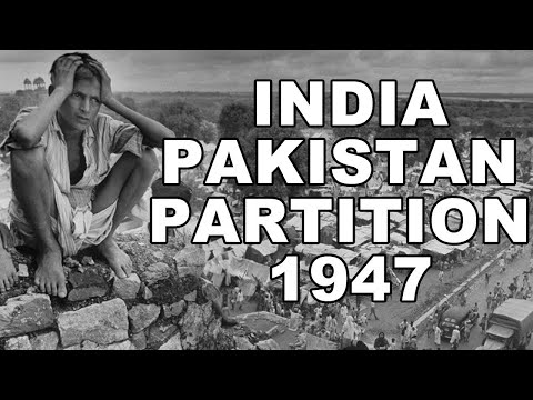 (1947) - Partition of 1947 India-Pakistan Delhi Video http://www.timesofpakistan.com.