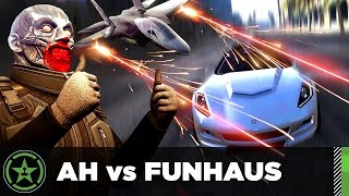 Let's Play: GTA V - Achievement Hunter VS Funhaus
