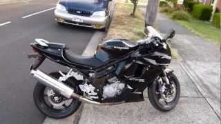 6. 2009 Hyosung GT650R (LAMS) for Sale in Melbourne (Walk around)