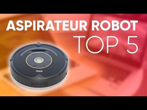 TOP5 : MEILLEUR ASPIRATEUR ROBOT (2018)