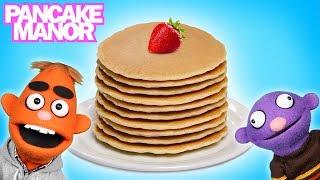 Pancake Party | Song for Kids | Pancake Manor