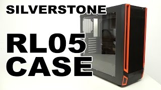 If you're looking for an affordable case with plenty of features and great styling, the SilverStone Redline Series RL05 Case might just be it. This case fits up to 4 drives, ATX motherboards, tall coolers, long video cards, it has ample room to work and will accommodate water cooling setups. ~#1796 SilverStone RL05 Case Video Review Price Grabber: http://3dgameman.pgpartner.com/search.php?form_keyword=SilverStone%2BRL05%2BCaseInfo/Comments: http://3dgameman.com/reviews/1796/silverstone-rl05-caseFor sponsorship and other inquiries, please email gameman@3dgameman.comSOCIAL:Facebook: https://www.facebook.com/3dGameManTwitter: https://twitter.com/3dGameManSteam: http://steamcommunity.com/groups/3dGameManThanks for liking, subscribing and sharing :)