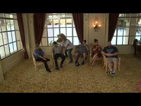 Harlem Shake – The Cast of Grown Ups 2