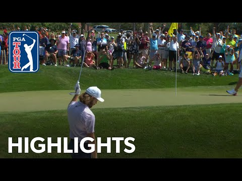 Tommy Fleetwood highlights   Round 2   THE PLAYERS 2019