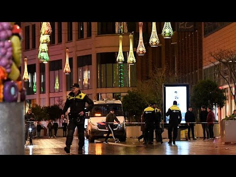 Επίθεση στη Χάγη: Διαφεύγει της σύλληψης ο δράστης