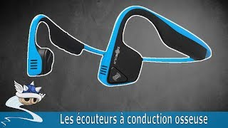 Test AfterShokz Trekz Titanium - Les écouteurs sans écouteurs