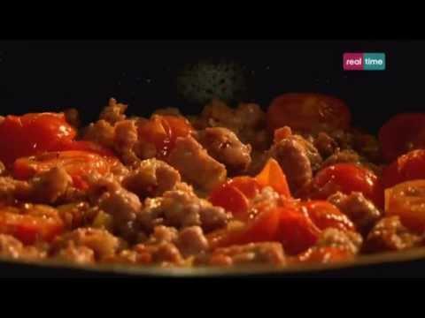 Cucina con Ramsay # 83:  Tagliatelle al ragù di salsiccia