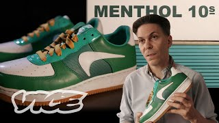 Video The Bootleg Nikes that Got Banned by Big Tobacco MP3, 3GP, MP4, WEBM, AVI, FLV Oktober 2018
