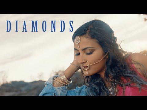 Vidya Vox - Diamonds (ft. Arjun) (Official Video)
