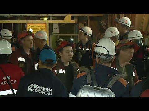 Ατύχημα σε αδαμαντωρυχείο