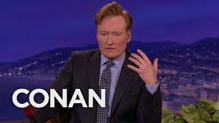 Conan Remembers Bill Paxton  - CONAN on TBS
