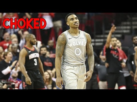 HOW THE TIMBERWOLVES BLEW GAME 1 VS THE HOUSTON ROCKETS