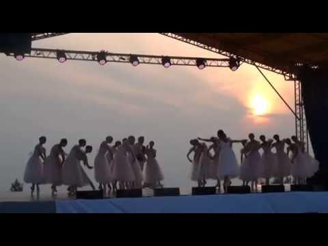 Балет на закате (Губаха, гора Крестовая)