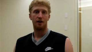 Chase Budinger interview with DraftExpress.com, Part 2