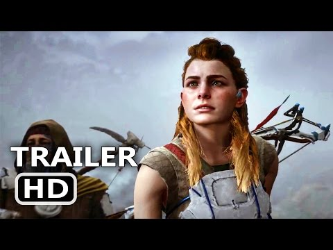 PS4 - Horizon Zero Dawn Official Story Trailer