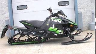 8. 2012 Arctic Cat ProCross XF 1100 Turbo