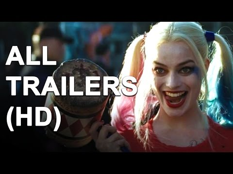 WATCH: All Three Suicide Squad Trailers