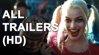 Nonton Suicide Squad   All Trailers  2016  Film Subtitle Indonesia Streaming Movie Download