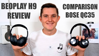 Video Best Bluetooth Wireless Headphones? B&O Beoplay H9 Review - In Comparison With Bose QuietComfort 35 MP3, 3GP, MP4, WEBM, AVI, FLV Juli 2018