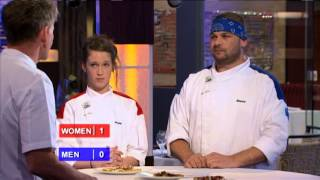 Video Hell's Kitchen |  S13E4 | Judging | Season 13 | ITV Studios America MP3, 3GP, MP4, WEBM, AVI, FLV Agustus 2019