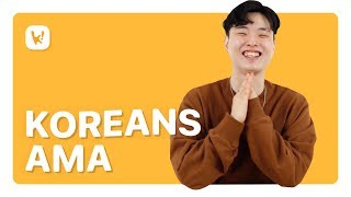 Video How Controlling Are You In A Relationship? | Koreans Ask Me Anything (AMA) MP3, 3GP, MP4, WEBM, AVI, FLV Agustus 2019