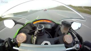 A Chase At 300 Kmh!