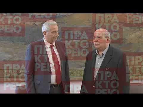 Συνάντηση του Α. Κυπριανού με τον Νίκο Βούτση