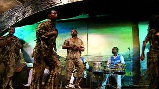 Traditional Ethiopian Dancing
